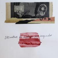 Saul RIvas/ Collage