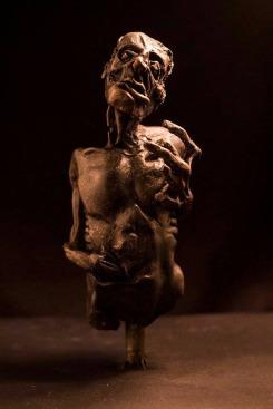 Taller de escultura de la Unearte