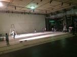 Entramado (2016) Un afortunado encuentro creativo, litúrgico quizás, significa congregar en un mismo territorio a Rafael González, Julio Loaiza y Teresa Danza Contemporánea.